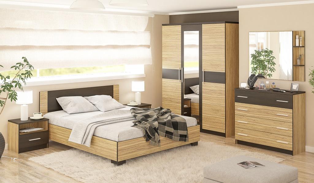 Спальня Вероніка
