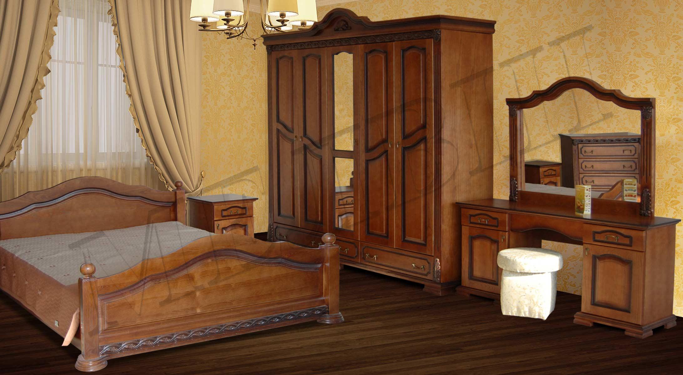 Спальня Наталія 2