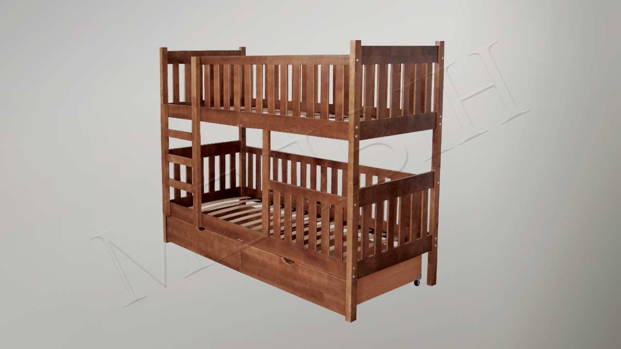 Ліжко двоярусне