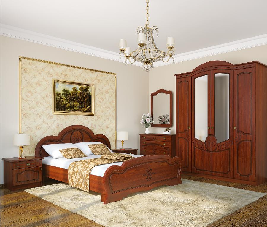 Спальня Кароліна