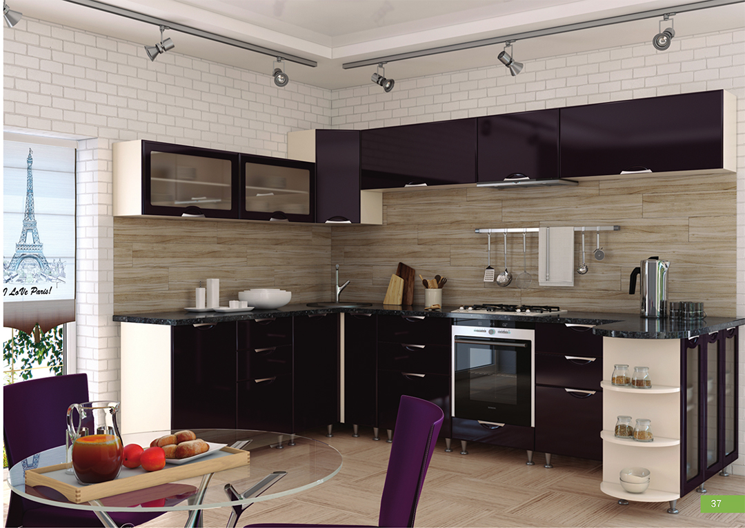 Кухня Софія Люкс