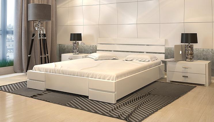 Ліжко Далі Люкс біле, ARBOR DREV