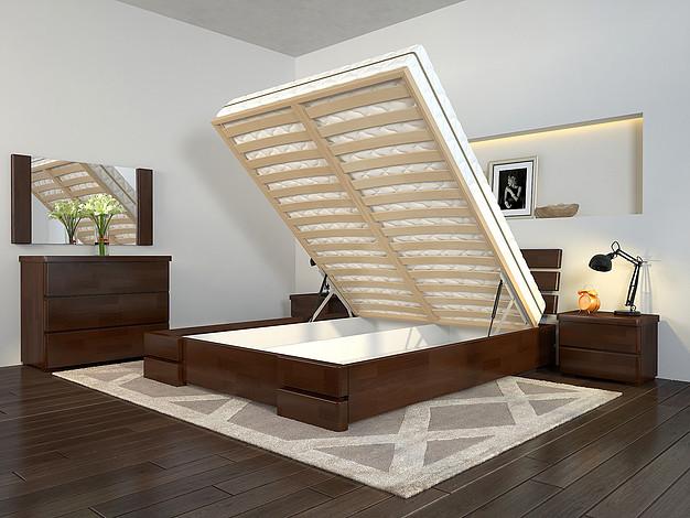 Ліжко Далі Люкс з під'йомним механізмом