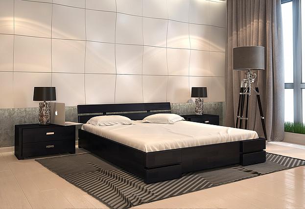 Ліжко Далі темний венге, ARBOR DREV