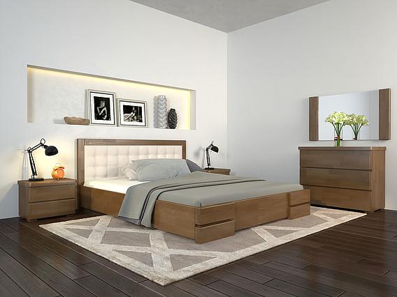 Ліжко Регіна Люкс (двоспальне), ARBOR DREV