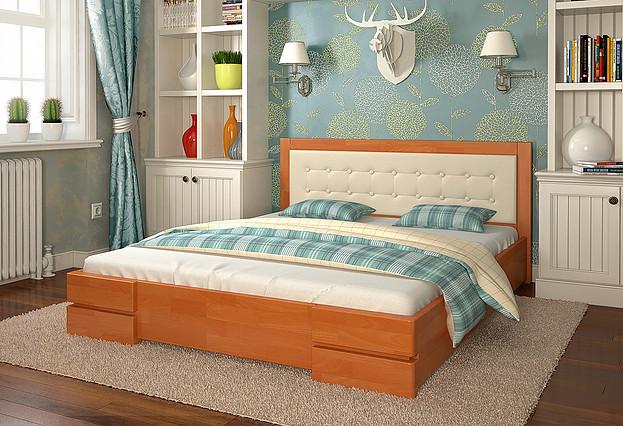 Ліжко Регіна (двоспальне), ARBOR DREV