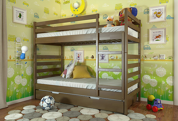 Ліжко Ріо горіх, ARBOR DREV