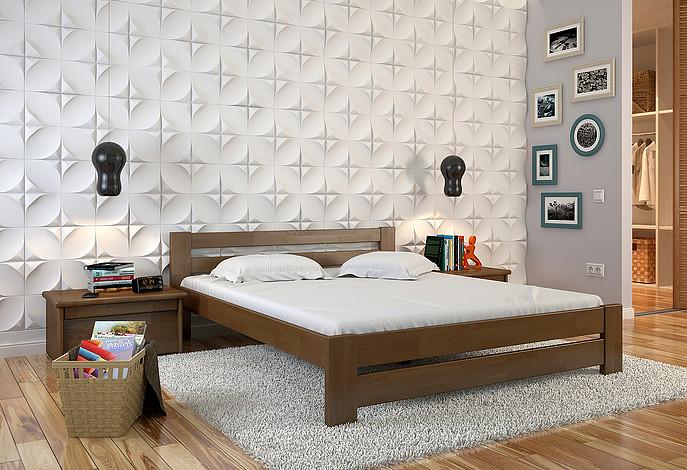 Двоспальне ліжко Симфонія, ARBOR DREV