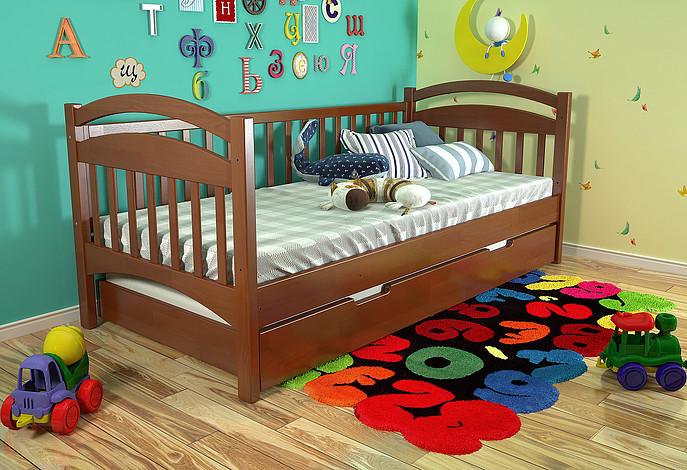 Дитяче ліжко Аліса яблуня локарно, ARBOR DREV