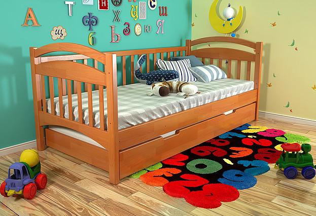 Дитяче ліжко Аліса вільха, ARBOR DREV