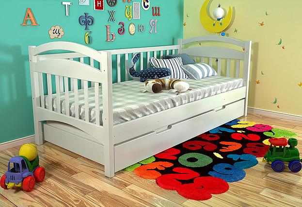 Дитяче ліжко Аліса біле, ARBOR DREV