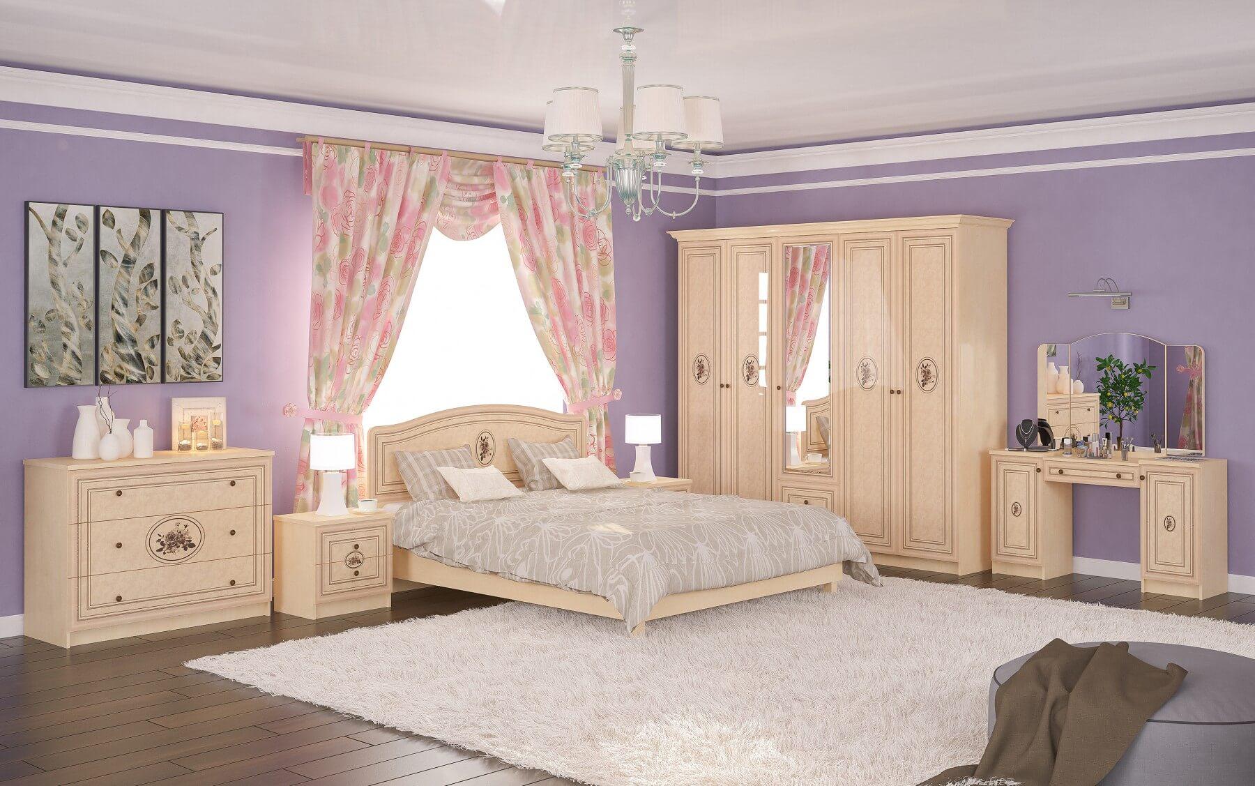 Спальня Флоріс