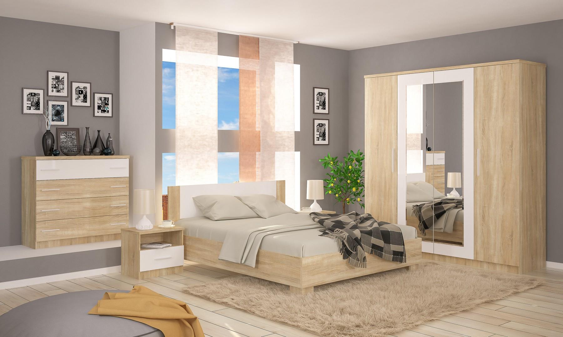 Спальня Маркос