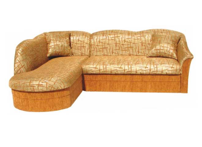 Кутовий диван і крісло Сімона