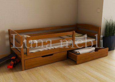 """Ліжко """"Хюго"""""""