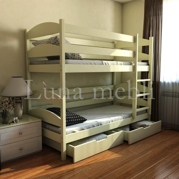 """Дитяче ліжко """"Лаккі"""""""