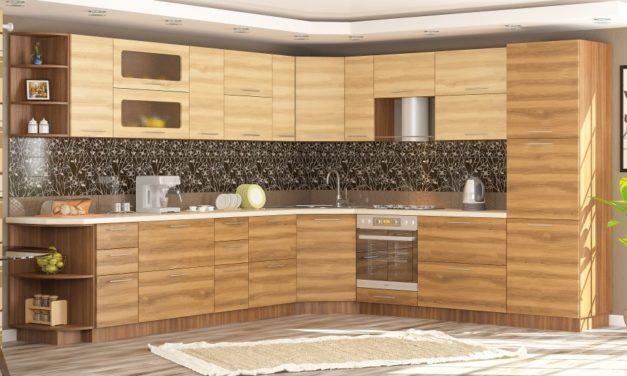 Кухня Анюта
