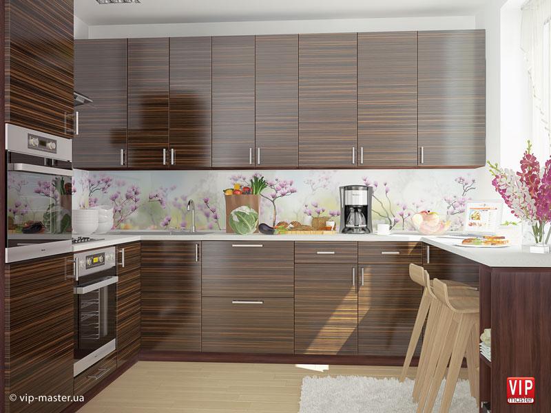 """Кухня """"MoDa"""" від меблевої фабрики VIP MASTER"""