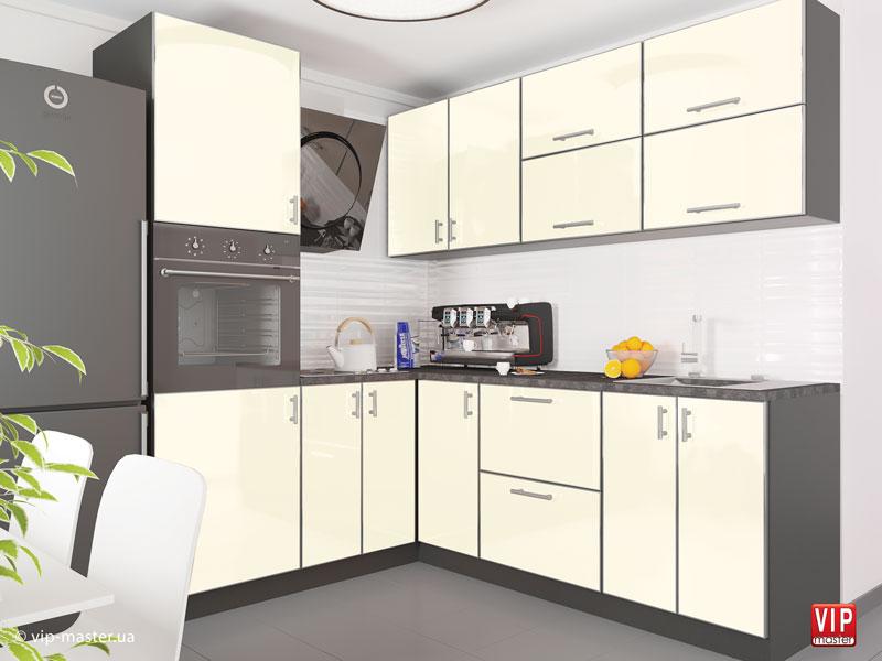 "Кухня ""Mirror Gloss"" від меблевої фабрики VIP MASTER"