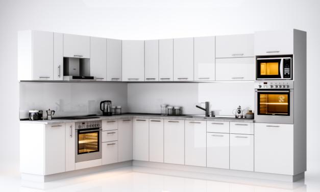 Кухня Bianca (Глянець білий)