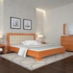 ARBORDREV ліжко Монако, вільха