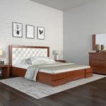 ArborDrev ліжко Регіна Люкс яблуня локарно