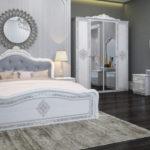 Спальня Luiza Глянець білий