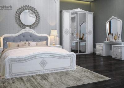 Спальня Luiza (Глянець білий)