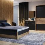 Спальня Ramona (Дуб крафт-земля)