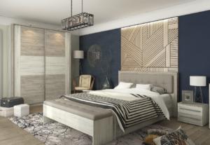Спальня Мілана