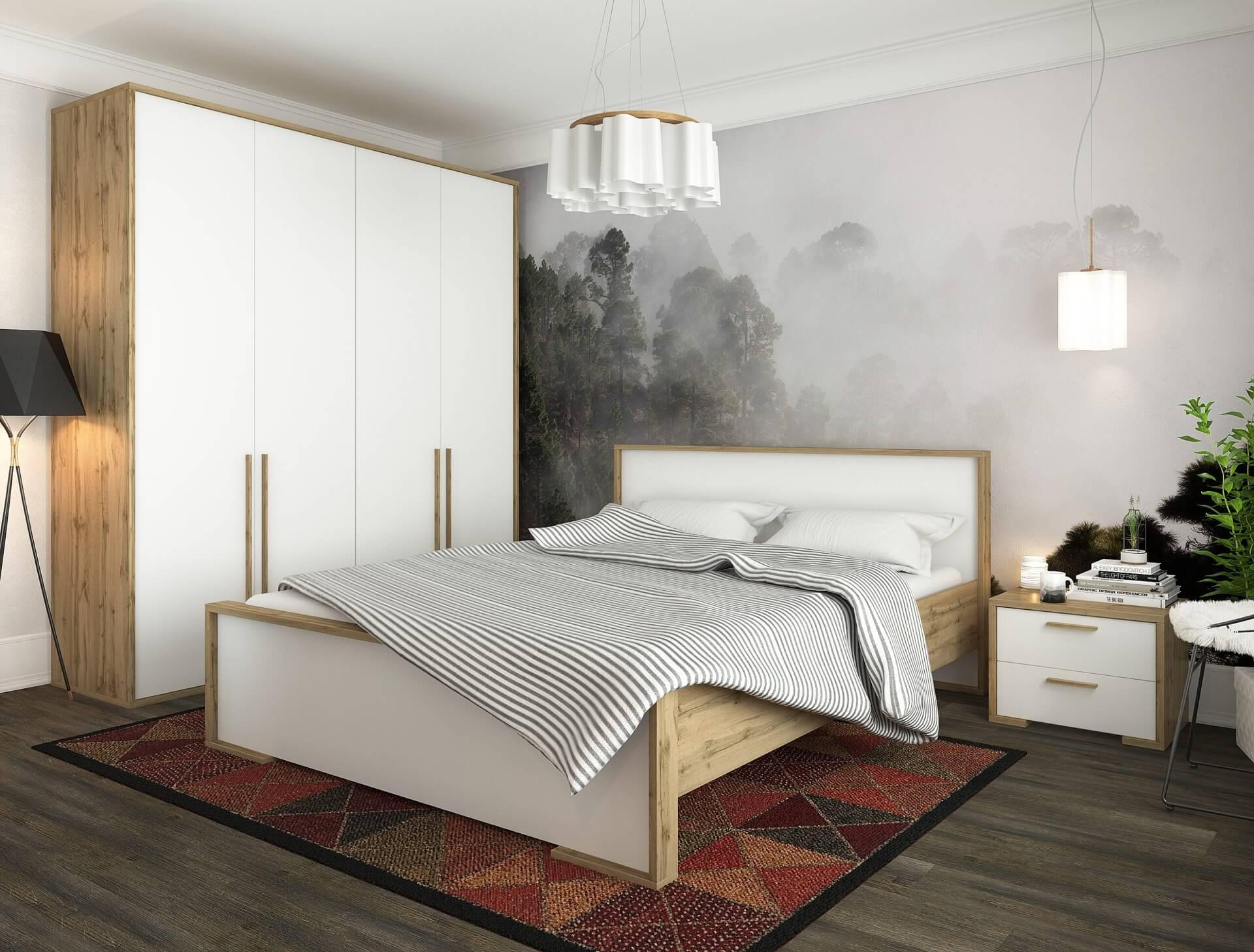 Спальня Франческа від Сокме
